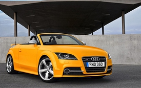 Audi công bố giá bán chính thức của mẫu TTS đặc biệt